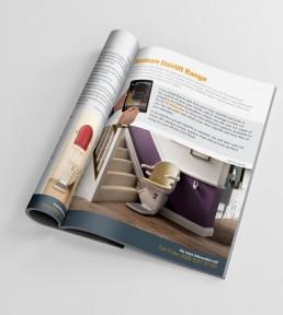 Orlando brochure design