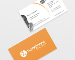 Orlando business card design and printing company
