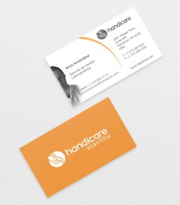 Orlando business card design and printing company