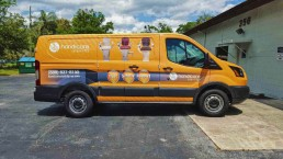 Orlando vehicle wraps